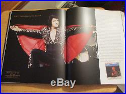 SUPER RARE! Elvis Presley FTD SOLD-OUT Fashion For A King Book plus 2 CD's