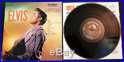 SUPER WOW! 99.9% MINT STAGGERED STEREO Elvis Presley ELVIS LSP-1382(e)