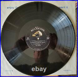 SUPER WOW! 99% MINT Elvis Presley LOVING YOU LPM-1515 1957 BRIGHT & TIGHT