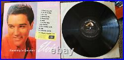SUPER WOW! 99% MINT Elvis Presley SOMETHING FOR EVERYBODY LPM- 2370 TIGHT