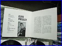 SUPER WOW! ADS BACK & SILVER LINED Elvis Presley ELVIS PRESLEY EPB-1254