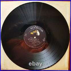 SUPER WOW! BEAUTIFUL 1s/1s Elvis Presley FOR LP FANS ONLY LPM-1990 IN BAGGY