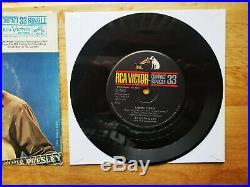 SUPER WOW! COMPACT 33 SINGLE NEAR MINT Elvis Presley SURRENDER 37-7850