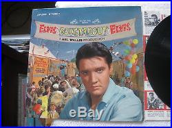 SUPER WOW Elvis Presley 1s / 1s Silver Stereo ROUSTABOUT LSP-2999