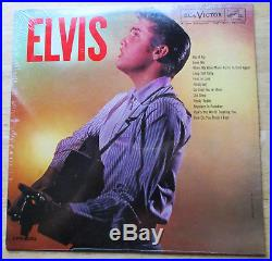 SUPER WOW! STILL SEALED 1963/64 Elvis Presley ELVIS LPM-1382 RE