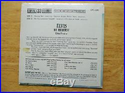 SUPER WOW! STILL SEALED JANUARY 1961 Elvis Presley Elvis By Request LPC-128