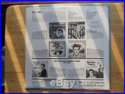 SUPER WOW! STILL SEALED NOVEMBER 1968 Elvis Presley Singer Presents PRS-279