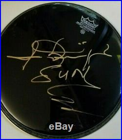 Signed Sam Phillips Drumhead Founder of Sun Records (Elvis Presley) with COA