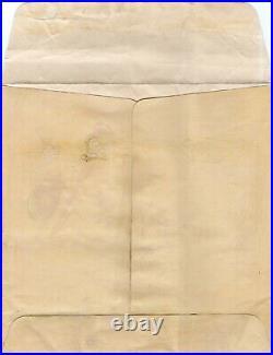 Temporary paper envelope Elvis Presley RCA Victor EPA-747 1956 Rockabilly