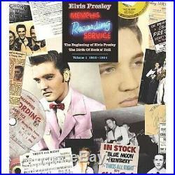 The Beginning of Elvis Presley-Memphis Recording Service-1953/4