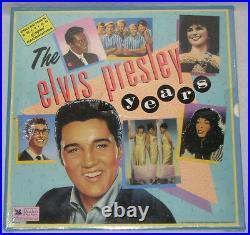 The Elvis Presley Years New Sealed 7 LP Box Set 1991 Reader's Digest RBA-236/A