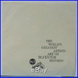 The Rarest Elvis Presley Lp In The World -1956 Canadian Only Light Blue Label