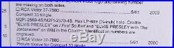 ULTRA-RARE 1961 COMPACT 33 SINGLE Elvis Presley I FEEL SO BAD 37-7880