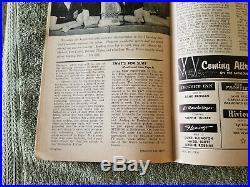 ULTRA-RARE APRIL 28,1956 FABULOUS LAS VEGAS Elvis Presley Magazine