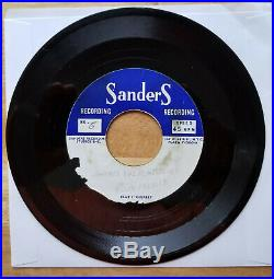 ULTRA-RARE TEST PRESSING Elvis Presley Whats She Really Like/Tonight so right