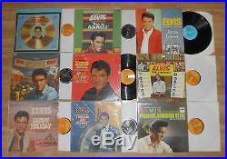 Über 100 LP Sammlung Elvis Presley 1956 1977 komplett! D, USA, UK