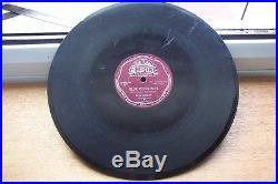Uber Rare Elvis Presley 78 RPM Blue Christmas / Here Comes Santa Claus Empire