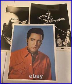 Ultra rare Elvis Presley 1969 International hotel lp