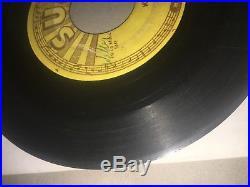 VTG Elvis Presley ORIGINAL SUN 223 Mystery Train G++ RARE 45 Monarch Pressing