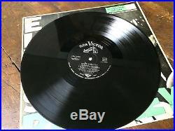 Vintage Elvis Presley LP lpm-1254 US Army 2nd German Printing Ultra Rare