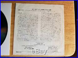 WOW! Elvis Presley 1964 Japan Rare Cover KISSIN' COUSINS / IT HURTS ME SS-1454