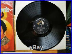 WOW! MINT Elvis Presley ELVIS' GOLDEN RECORDS LPM-1707 IN BAGGY withCOUPON