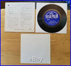 WOW! MINT Real Elvis Presley Japan Victor Golden Compact Series 33 EP SCP-1234