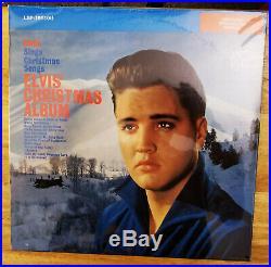 WOW! STILL SEALED 1964 Elvis Presley ELVIS' CHRISTMAS ALBUM LSP-1951(e)