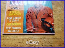 WOW! STILL SEALED MINT Elvis Presley VIVA LAS VEGAS EPA-4382