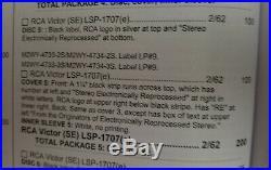 WOW! STILL SEALED ORIG. STEREO Elvis Presley ELVIS' GOLDEN RECORDS LSP-1707