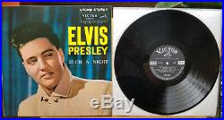 Wow! 99% Mint Elvis Presley Such A Night 1963 Japan Living Stereo Shp- 5145